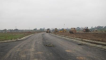 Dự án đất nền Hà Nội vào cuộc đua tăng giá