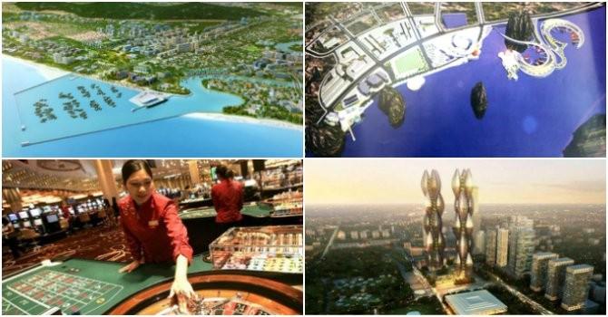 """Địa ốc 24h: Dự án du lịch """"đổ bộ"""" Phú Quốc, Khánh Hòa cũng xin làm casino"""