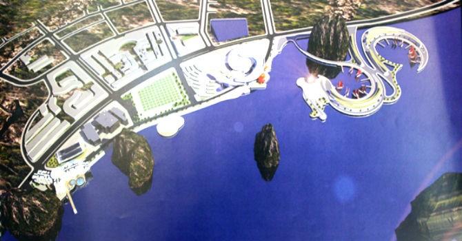 Quảng Ninh sắp có thêm cảng du thuyền rộng 60.000m2