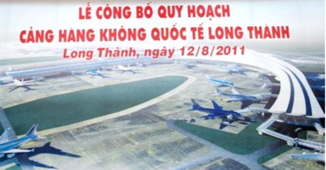 """Cục Hàng không: Phối cảnh sân bay Long Thành không """"đạo"""" sân bay Hồng Kông"""