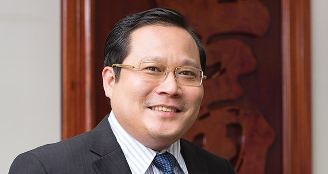 Những CEO 7X quyền lực ngành ngân hàng