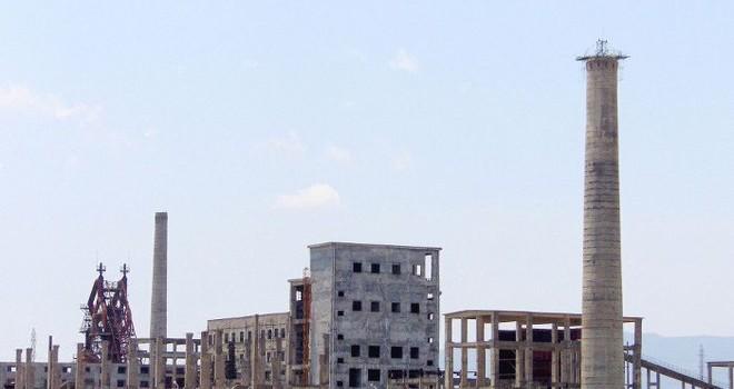 Nhà máy thép hơn 1.700 tỷ đồng bỏ hoang
