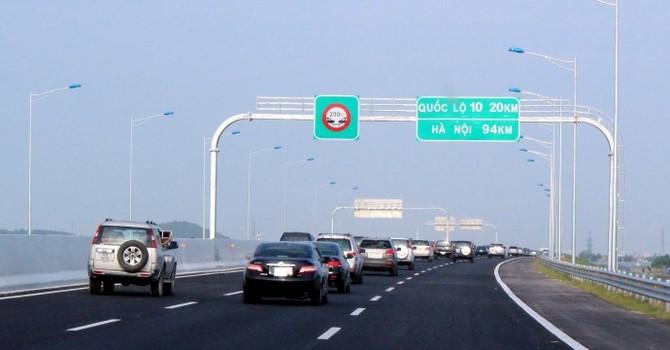 Thông xe 22,7 km đầu tiên cao tốc Hà Nội – Hải Phòng