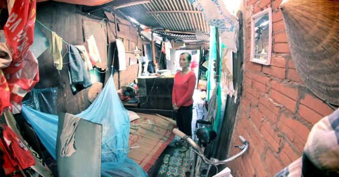 """Đà Nẵng xây chung cư 12 tầng cho các hộ dân rời """"khu ổ chuột"""""""