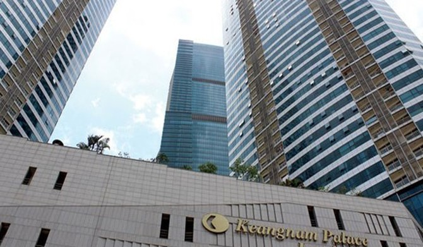 Phải trả lại 2% phí bảo trì cho cư dân Keangnam trước 10/6