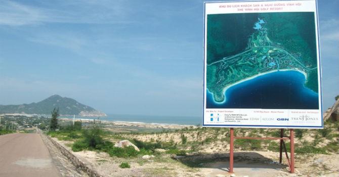 Bình Định thu hồi dự án du lịch 250 triệu USD