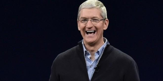 """Apple là """"Pimco mới"""", Tim Cook là """"Vua trái phiếu"""""""