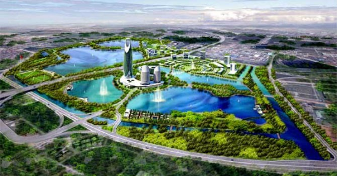 Hà Nội: Điều chỉnh quy hoạch khu công viên Yên Sở