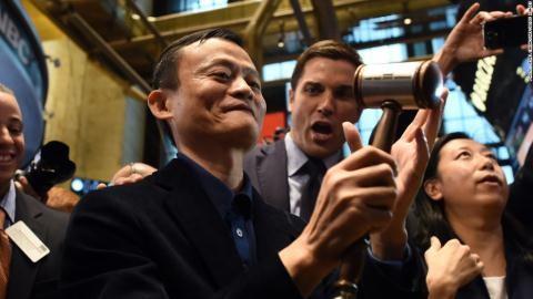 Jack Ma nuối tiếc vì đã tiến hành IPO Alibaba