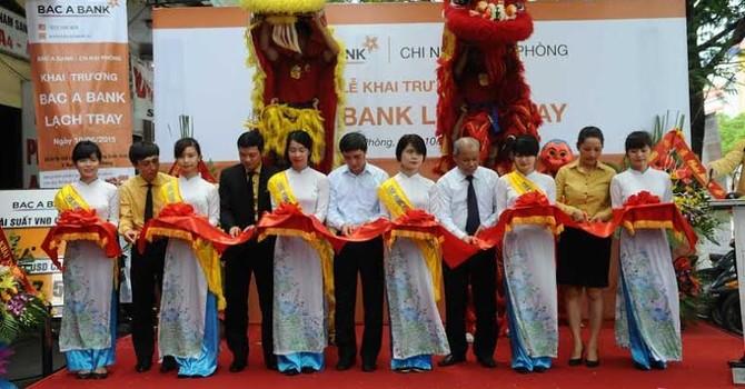 BAC A BANK mở rộng mạng lưới tại vùng kinh tế trọng điểm phía Bắc