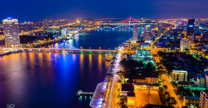 """Đà Nẵng: Quy hoạch sông Hàn thành """"dòng sông đẳng cấp thế giới"""""""