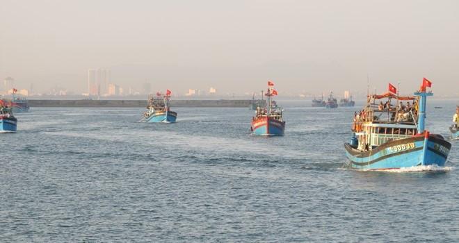 Tàu cá ngư dân Quảng Nam bị đâm vỡ trên vùng biển Hoàng Sa, 4 người bị thương nặng