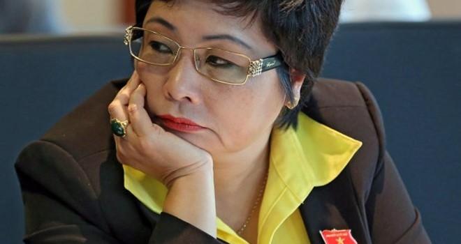 Quốc hội sẽ họp về việc bãi miễn tư cách đại biểu với bà Châu Thị Thu Nga