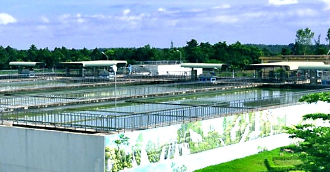 Dự án cấp nước Nhơn Trạch 2: 85% là vốn vay ODA