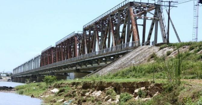 Xây cầu Yên Xuân nối hai bờ sông Lam
