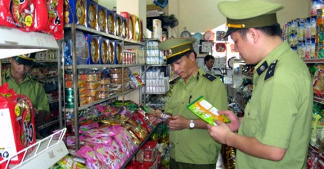 Xử lý 55.234 vụ buôn lậu, gian lận thương mại và hàng giả