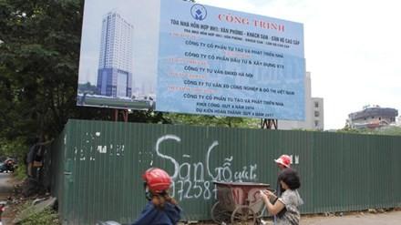 Ôm cả chục tỷ đồng, dự án vẫn là đất hoang