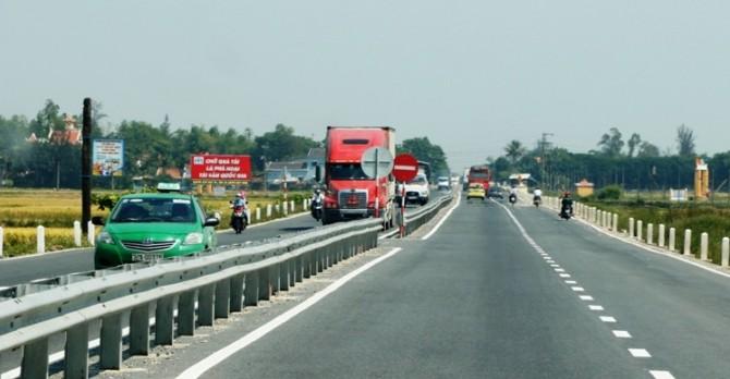 Dự án nâng cấp QL1 qua Bình Thuận về đích trước 7 tháng