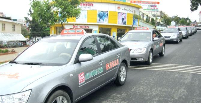 TP.HCM sắp có thêm khoảng 1.600 xe taxi