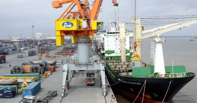 Thủ tướng yêu cầu bàn giao dứt điểm Cảng Vinalines Đình Vũ