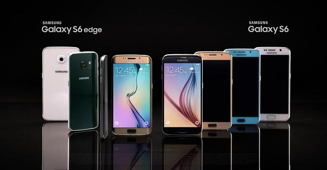 Samsung có thể bán hơn 45 triệu Galaxy S6, S6 Edge?