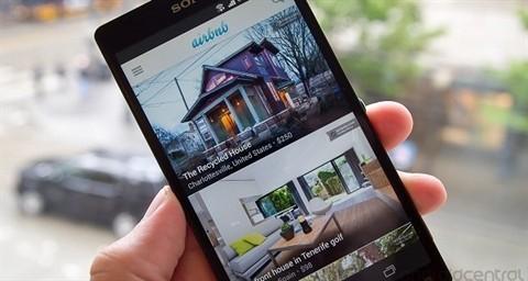 Cú bứt phá ngoạn mục của dịch vụ ở ké Airbnb