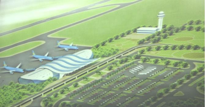 Bộ Giao thông thẩm định dự án Cảng hàng không Quảng Ninh