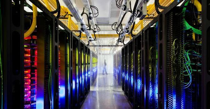 """""""Lộ diện"""" các trung tâm dữ liệu bí mật của Google"""