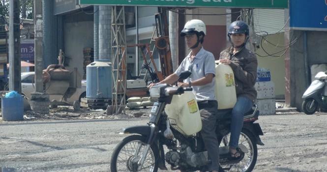 Đồng Nai: 58 trạm ăn gian xăng dầu của khách