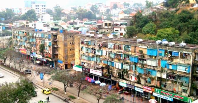 Quảng Ninh: Phá dỡ cải tạo hơn 40 chung cư cũ