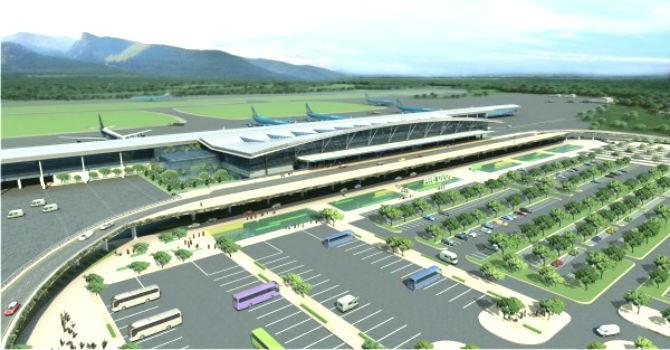 Hơn 5.600 tỷ đồng đầu tư Cảng hàng không Lào Cai