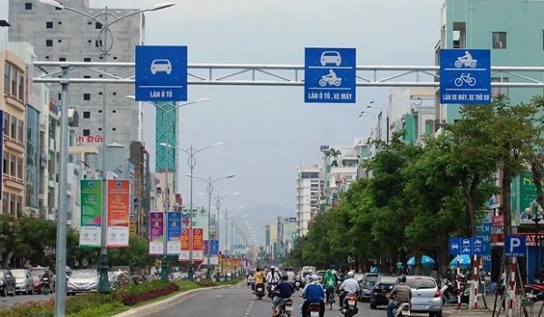 Đà Nẵng cải tạo cảnh quan 12 tuyến đường phục vụ APEC 2017