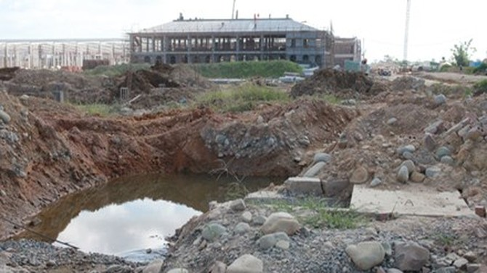 Doanh nghiệp Trung Quốc rầm rộ xây dựng dự án không phép
