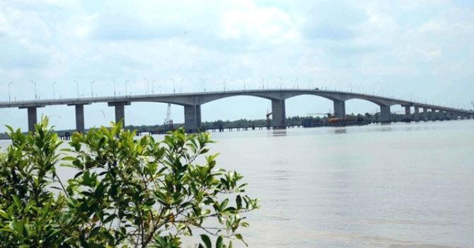 Xây cầu Đại Ngãi: Rút ngắn 70km từ TP.HCM đi Sóc Trăng