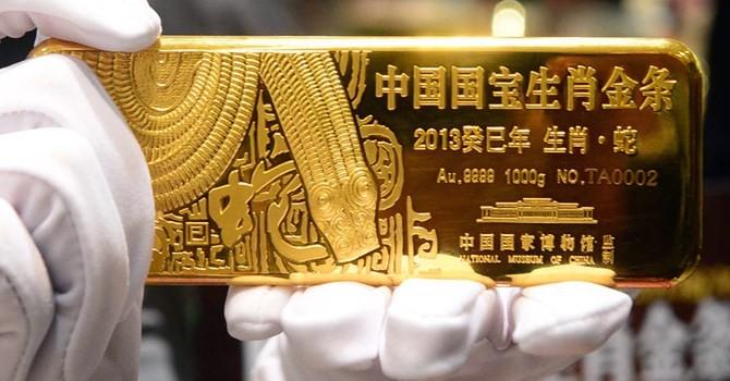 Trung Quốc dự trữ 1.658 tấn vàng