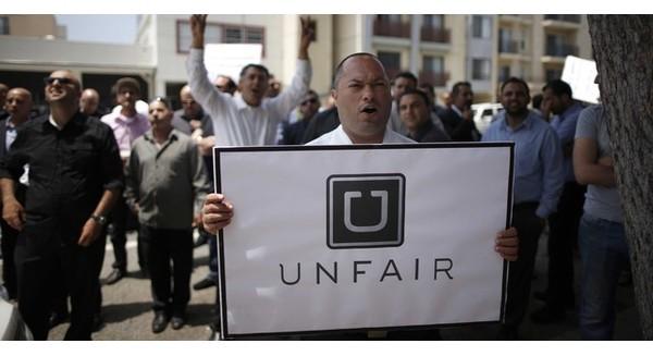Cơn ác mộng lớn nhất của Uber : Tất cả tài xế trở thành nhân viên chính thức