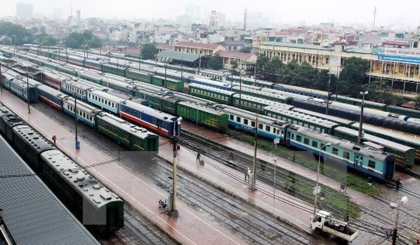 Vingroup quyết tâm đầu tư vào 3 ga đường sắt lớn nhất Việt Nam