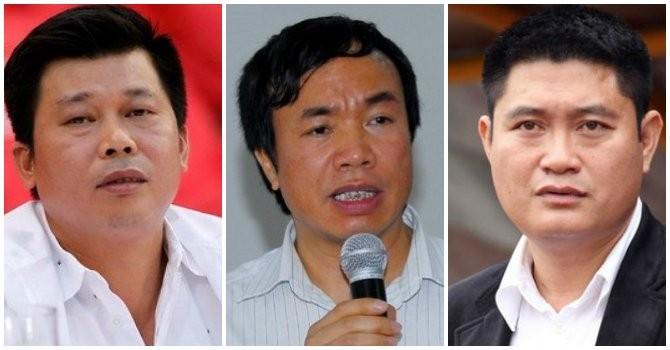 Ba đại gia khét tiếng đất Ninh Bình