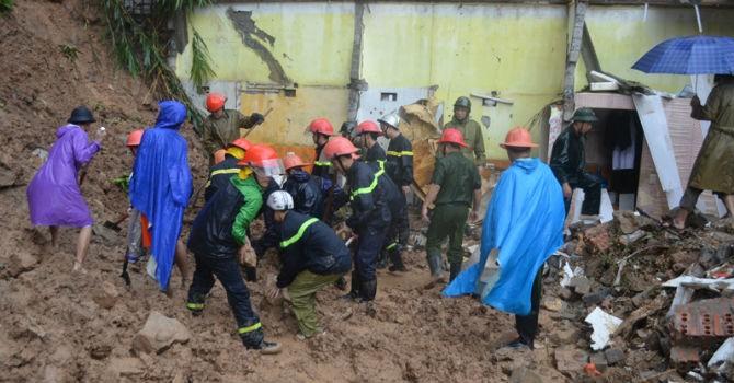 Quảng Ninh: Thiệt hại do mưa lũ đã lên tới 1.500 tỷ đồng