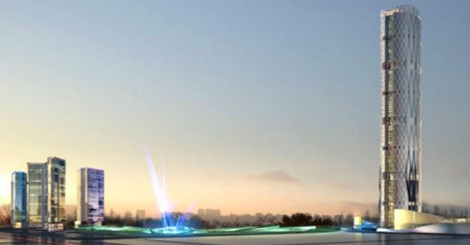 Địa ốc 24h: Soi tiềm lực chủ đầu tư mới của dự án tháp cao nhất Hà Nội
