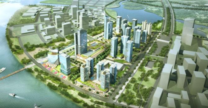 Lotte muốn đầu tư khu phức hợp 2,2 tỷ USD tại Thủ Thiêm
