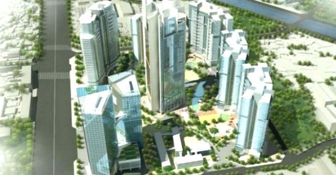 """Vingroup xây """"siêu đô thị"""" gần 11ha đối diện Royal City"""