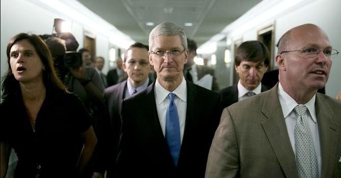 Apple chi hơn 15 tỷ đồng/năm để đảm bảo an ninh cho Tim Cook