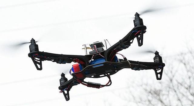 """Bộ Quốc phòng Việt Nam """"tuýt còi"""" thú chơi Drone tự phát"""