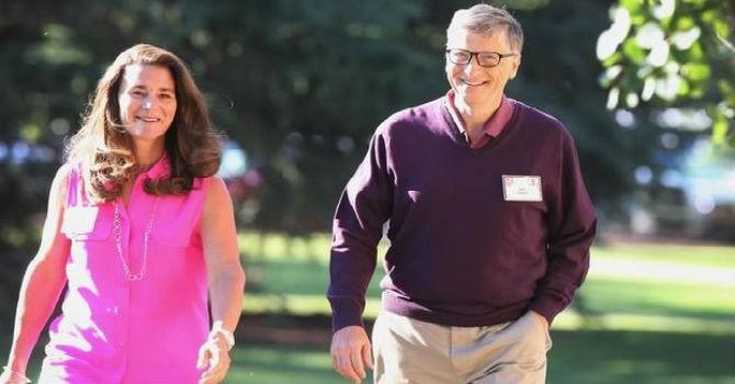 """Melinda Gates - """"bóng hồng"""" quyền lực đồng hành cùng Bill Gates"""