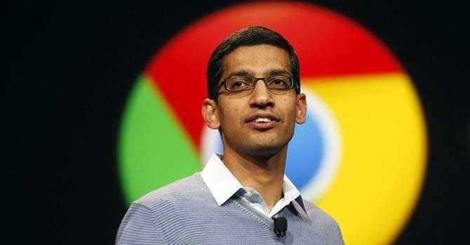 Những điều có thể bạn chưa biết về tân CEO Google Sundar Pichai