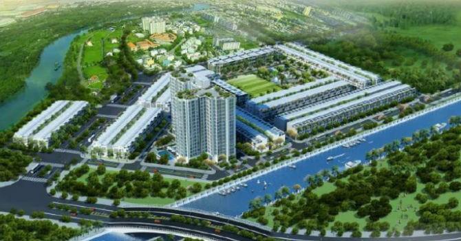 TP.HCM duyệt quy hoạch khu dân cư phía Tây đường Bình Thành