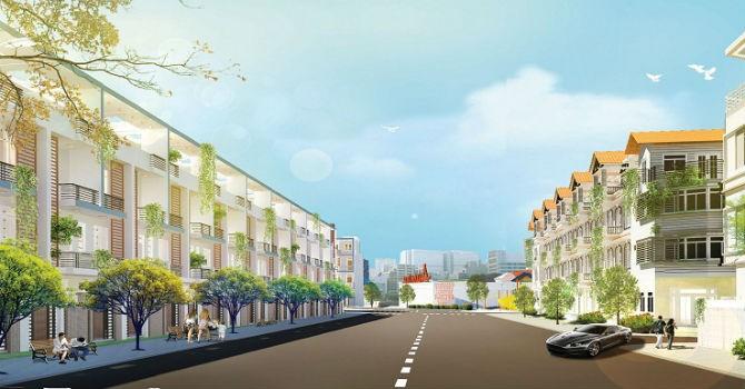 TP.HCM: Sắp có khu dân cư hơn 250ha dọc tỉnh lộ 10