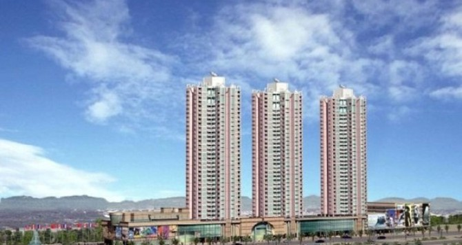 """""""Đắng lòng"""" dự án trung tâm thương mại Thuận Kiều Plaza gần 20 năm hoang vắng"""