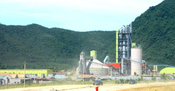 Nghệ An: Hơn 4.500 tỷ đồng xây dựng nhà máy xi măng Tân Thắng